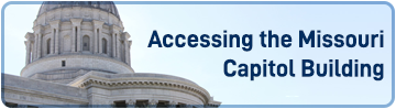 Accessing the Missouri Capitol