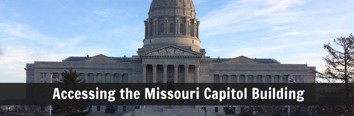 Accessing your Missouri Capitol